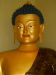 Buddha sculpture, Dallas Marriot