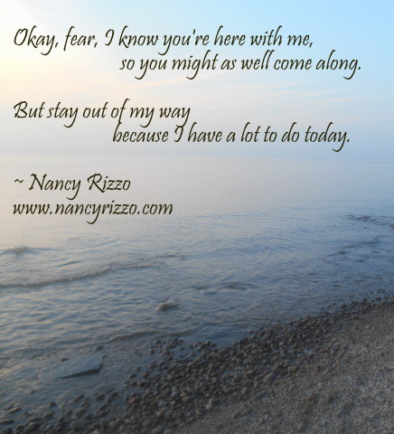 Nancy Rizzo Okay Fear